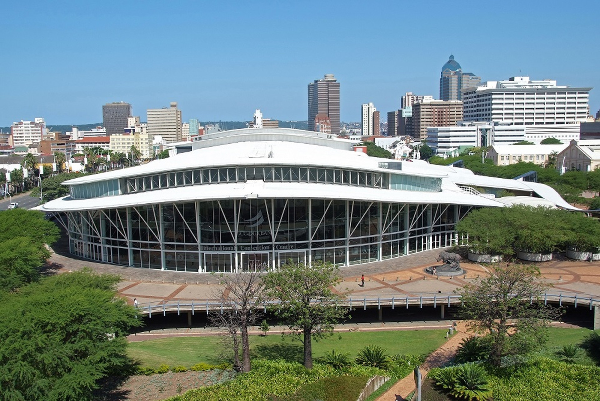 Salvis Project - ICC Durban