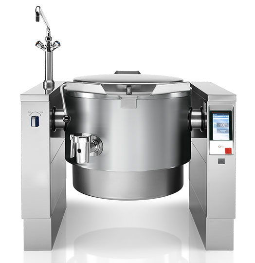 Boiling Pan Salvis-Crystal Pro