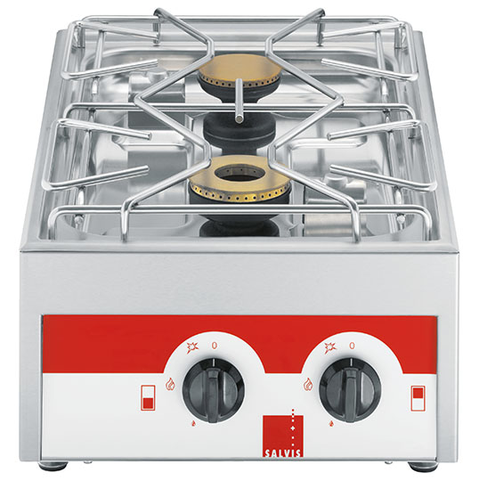 Salvis-Smartline gas cooking unit