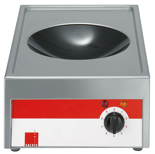 Salvis-Smartline induction wok